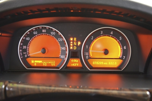 Picture of 2003 BMW 7 Series 745i RWD, interior, gallery_worthy