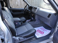 Picture of 2001 Nissan Xterra SE 4WD, interior