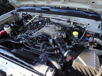 Picture of 2001 Nissan Xterra SE 4WD, engine