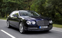 2015 Bentley Flying Spur Picture Gallery