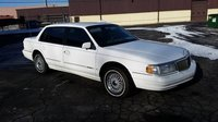1994 Lincoln Continental Overview