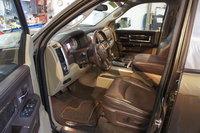 Picture of 2010 Dodge Ram 1500 Laramie Quad Cab 4WD, interior, gallery_worthy