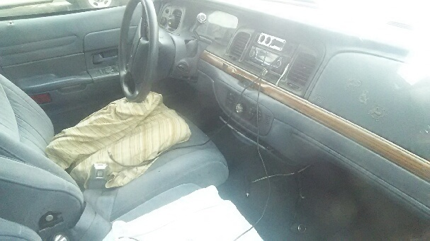 Picture of 1997 Ford Crown Victoria 4 Dr S Sedan, interior