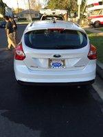Picture of 2014 Ford Focus Titanium Hatchback, exterior
