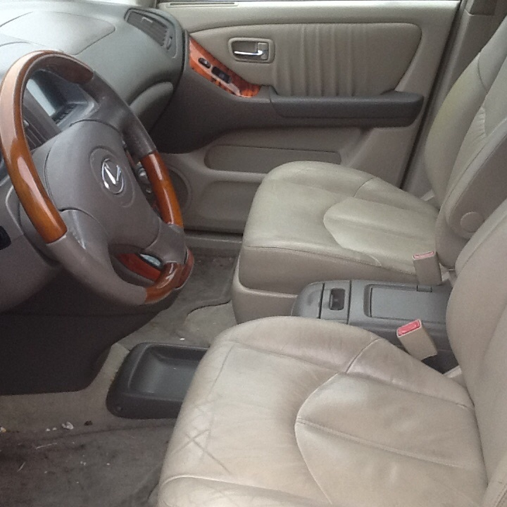 2004 Lexus Sc Interior: 2003 Lexus RX 300
