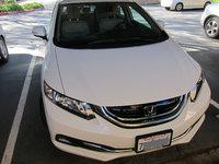 Picture of 2013 Honda Civic Hybrid, exterior