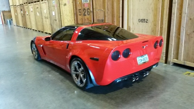 2012 chevrolet corvette 3lt used cars  Trovit