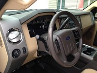 Picture of 2012 Ford F-250 Super Duty Lariat Crew Cab 4WD, interior, gallery_worthy