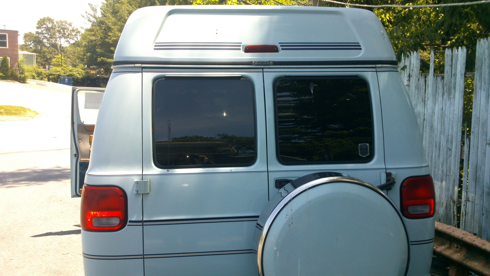 Picture of 1996 Dodge Ram Van 3 Dr 1500 Cargo Van