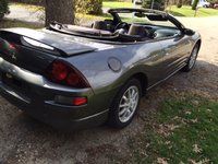 Picture of 2002 Mitsubishi Eclipse Spyder GS Spyder, exterior