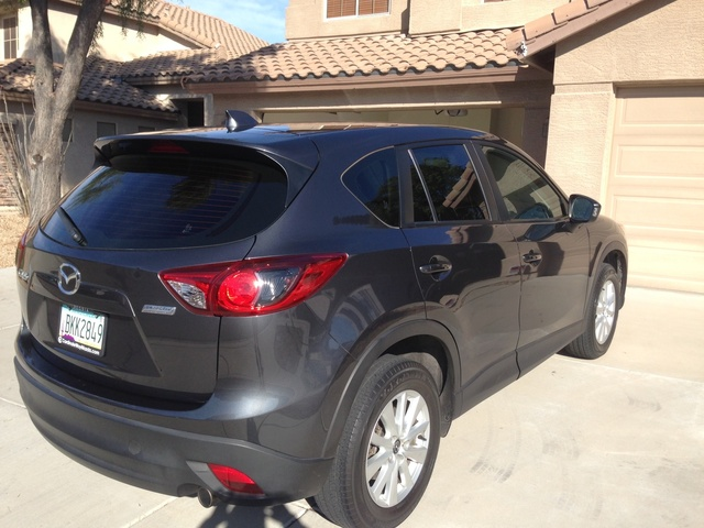 Picture of 2014 Mazda CX-5 Sport, exterior, gallery_worthy