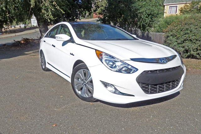 Captivating 2014 Hyundai Sonata Hybrid