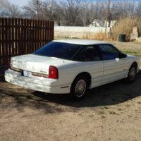 1991 Oldsmobile Cutlass Supreme, My 1991, exterior
