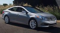 2015 Hyundai Azera Overview