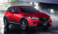 2016 Mazda CX-3, Front-quarter view, exterior, manufacturer, gallery_worthy