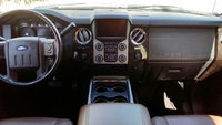 Picture of 2013 Ford F-250 Super Duty Platinum Crew Cab 6.8ft Bed 4WD, interior