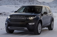 2015 Land Rover Discovery Sport Picture Gallery