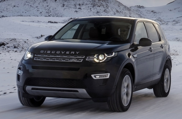 2015 Land Rover Discovery Sport Pictures Cargurus