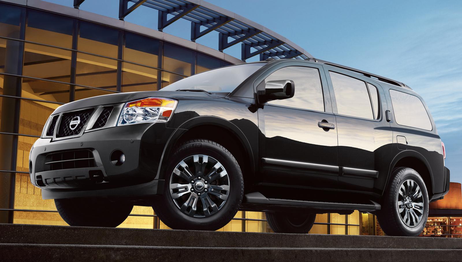 Nissans For Sale >> 2015 Nissan Armada Overview Cargurus