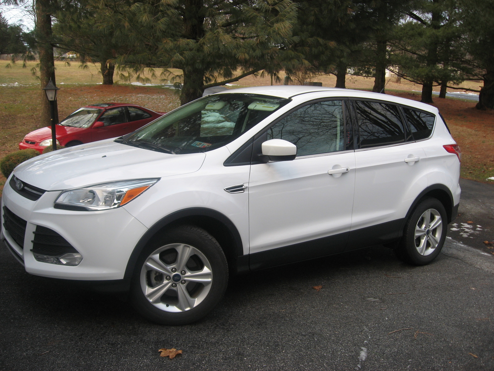 Used Car Prices Ford Escape