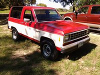 Picture of 1988 Ford Bronco II XLT 4WD, exterior