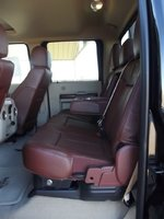 Picture of 2012 Ford F-450 Super Duty King Ranch Crew Cab 8ft Bed DRW 4WD, interior