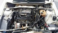 1989 Volkswagen Golf 2 Dr Hatchback, Under the Hood, engine, gallery_worthy