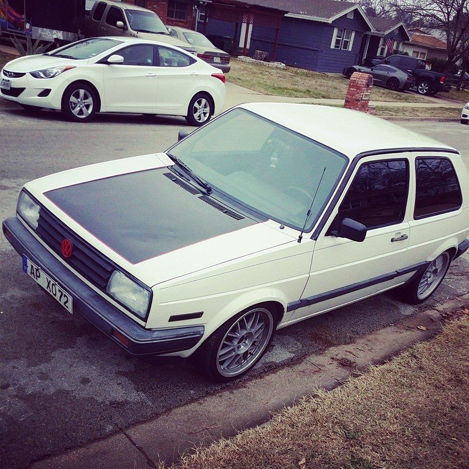 1989 Volkswagen Golf