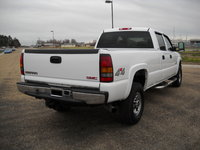 Picture of 2007 GMC Sierra 2500HD Classic 4 Dr SLT Crew Cab Long Bed 4WD, exterior