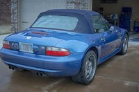 2002 BMW Z3 M Picture Gallery