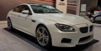 2015 BMW M6 Overview