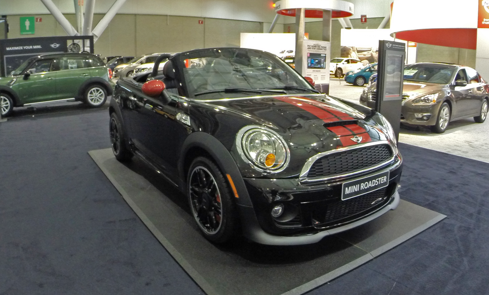 2015 Mini Roadster Overview Cargurus