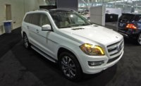 2015 Mercedes-Benz GL-Class Picture Gallery