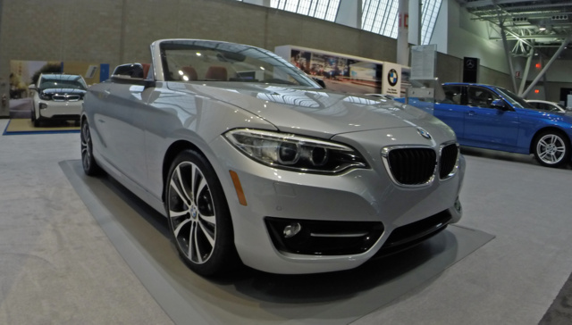 2015 BMW 2 Series, Front-quarter view, exterior, gallery_worthy