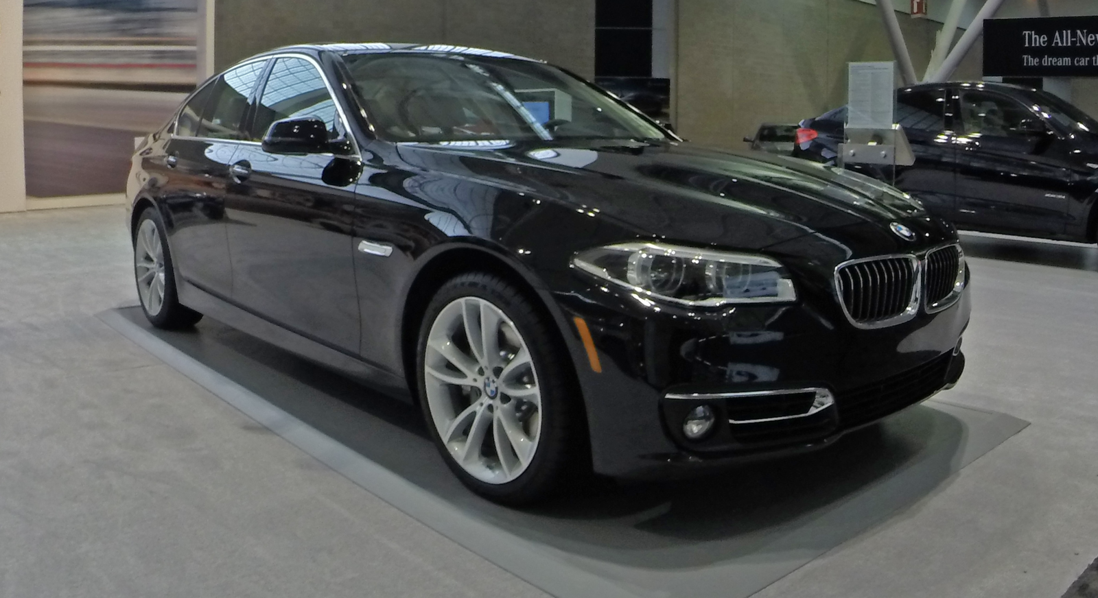 2015 bmw 5 series - overview - cargurus