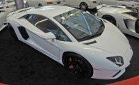 2015 Lamborghini Aventador, Front-quarter view, exterior, gallery_worthy