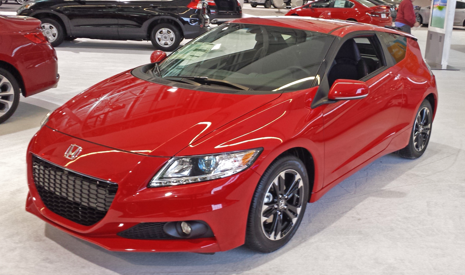 Honda Cr Z Overview Cargurus