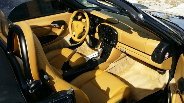Picture of 2004 Porsche Boxster Base, interior, gallery_worthy