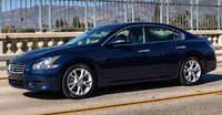 Nissan Maxima Overview