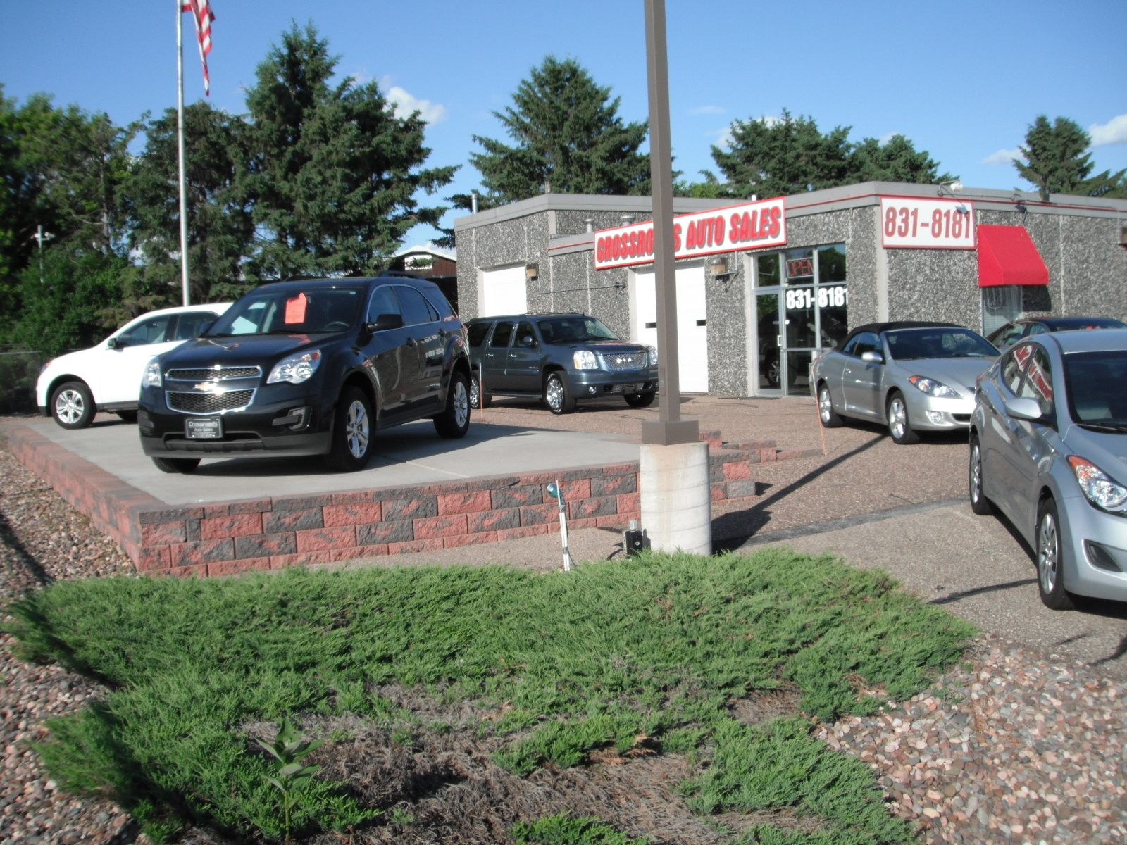Crossroads Auto Sales Eau Claire Wi Reviews Amp Deals