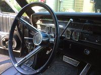 Picture of 1964 Lincoln Continental Base, interior