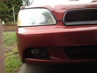 2003 Subaru Legacy L Special Edition, Front right-side, exterior, gallery_worthy