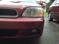 2003 Subaru Legacy L Special Edition, Front left-side, exterior, gallery_worthy
