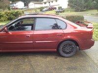 2003 Subaru Legacy L Special Edition, Side View, exterior