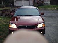 2003 Subaru Legacy L Special Edition, Front, exterior