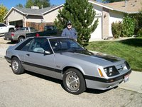 1985 Ford Mustang GT, Restored 85 mustang GT T-top, exterior