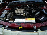 Picture of 1995 Mercury Sable GS Sedan FWD, engine, gallery_worthy