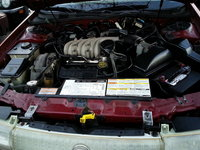 Picture of 1995 Mercury Sable 4 Dr GS Sedan, engine