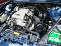 Picture of 1989 Oldsmobile Cutlass Ciera, engine