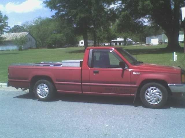 Picture of 1992 Dodge Ram 50 Pickup 2 Dr STD Standard Cab LB